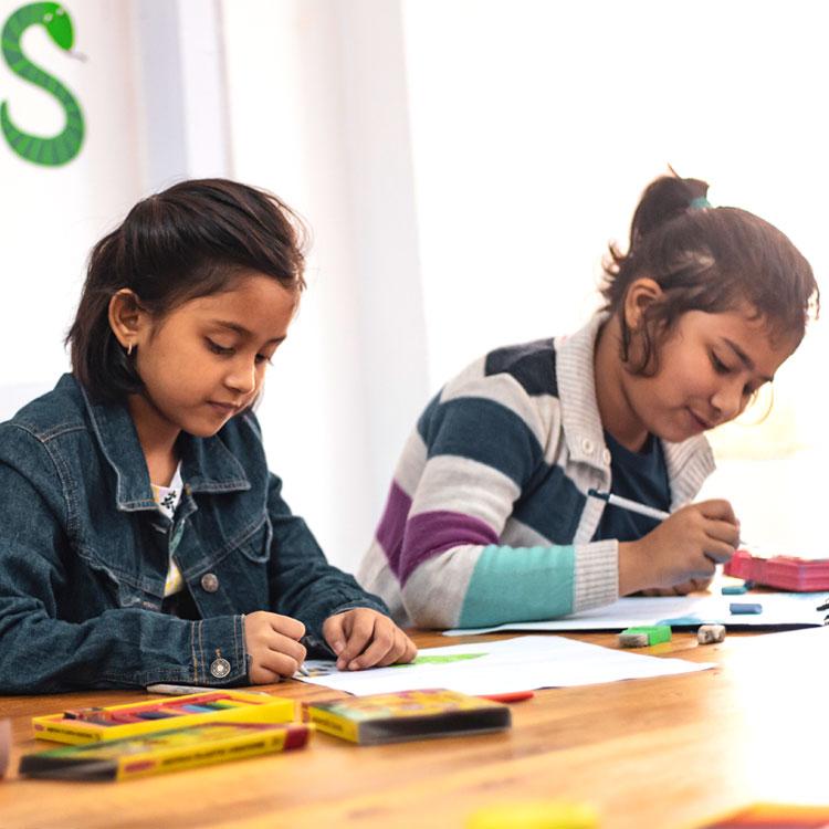 AMA Basic Education -elementary class